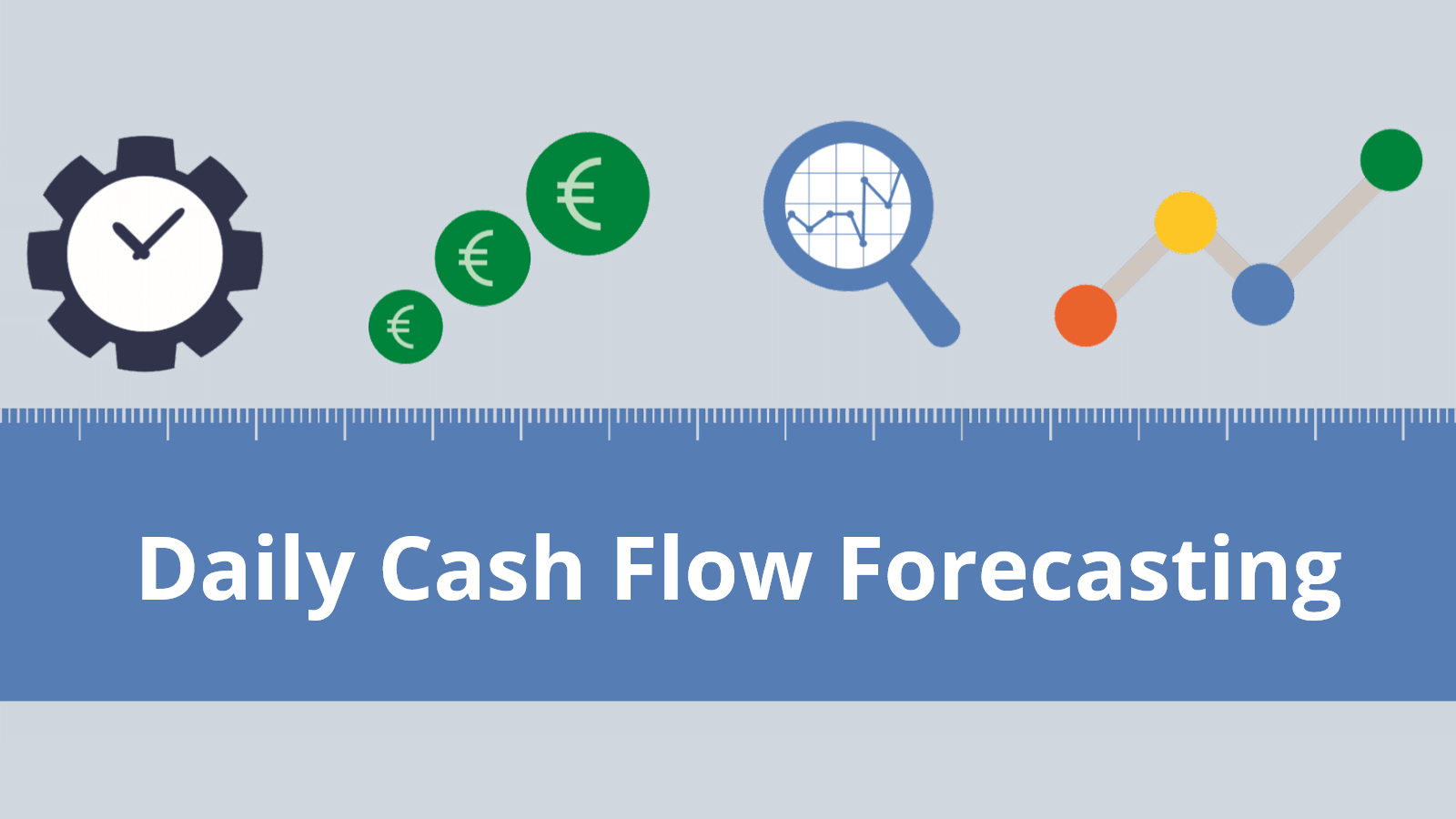 Daily cash flow model