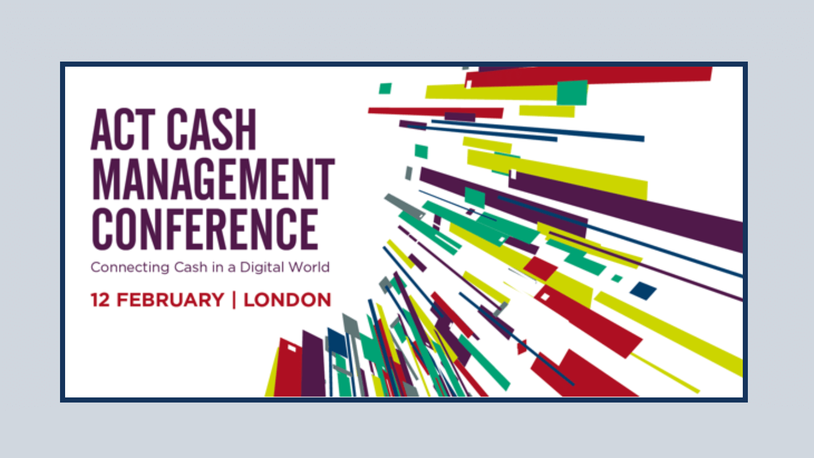 ACT Cash Management Conference 2019